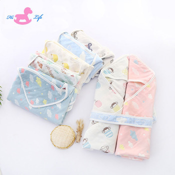 Baby Swaddle Wrap Organic Baby Blankets 100% Cotton Muslin ...