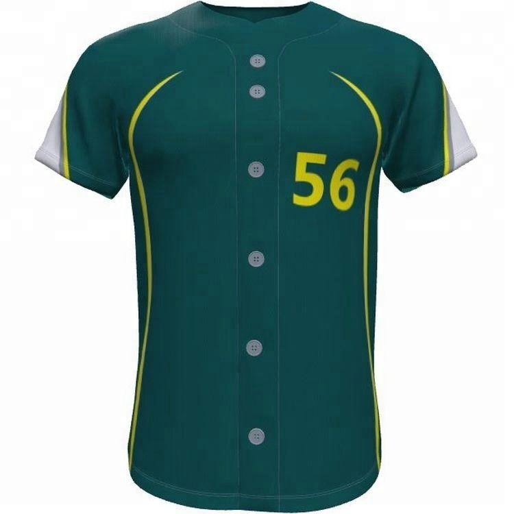 Beste Crazy Selling Custom Jeugd Honkbal Jersey
