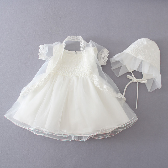 afe3b5231 Baby Toddler Girl Christening Baptism Church Dress