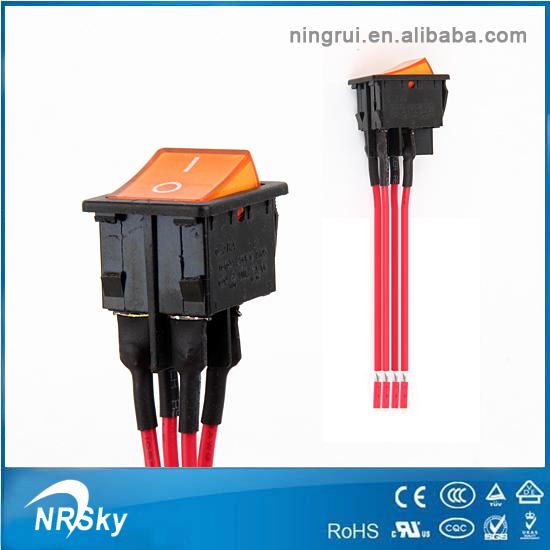 Illuminated Rocker Switch T120 Illuminated Rocker Switch T120