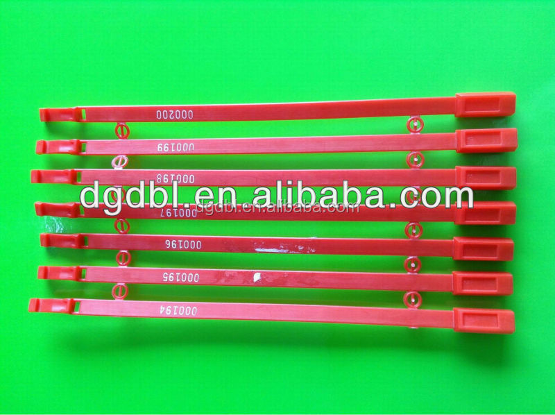 Good quality PA66 nylon seal cable tie