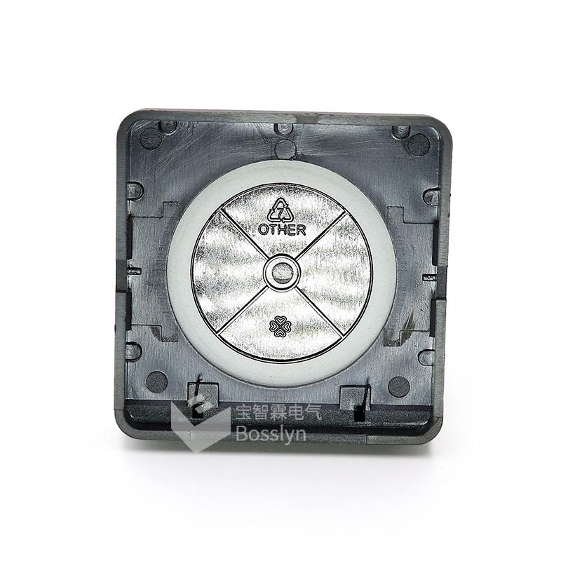 Germany Weatherproof Socket Ip54 Outdoor Waterproof Switch