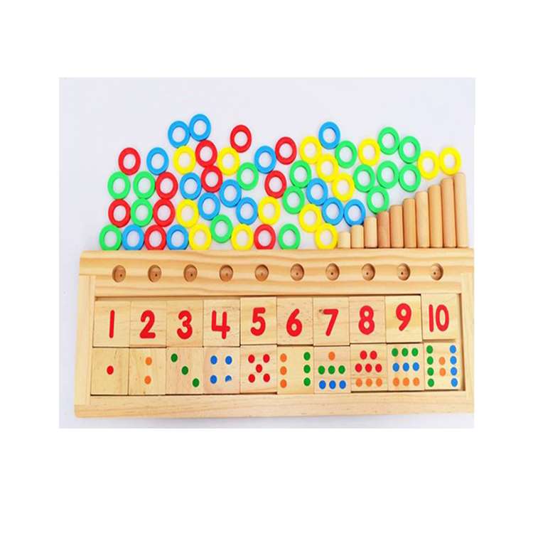 Fun Free Math Games For Kids Montessori Material Wooden Math Toys  Educational Math With High Quality - Buy Montessori Math,Math Toys,Fun Free  Math