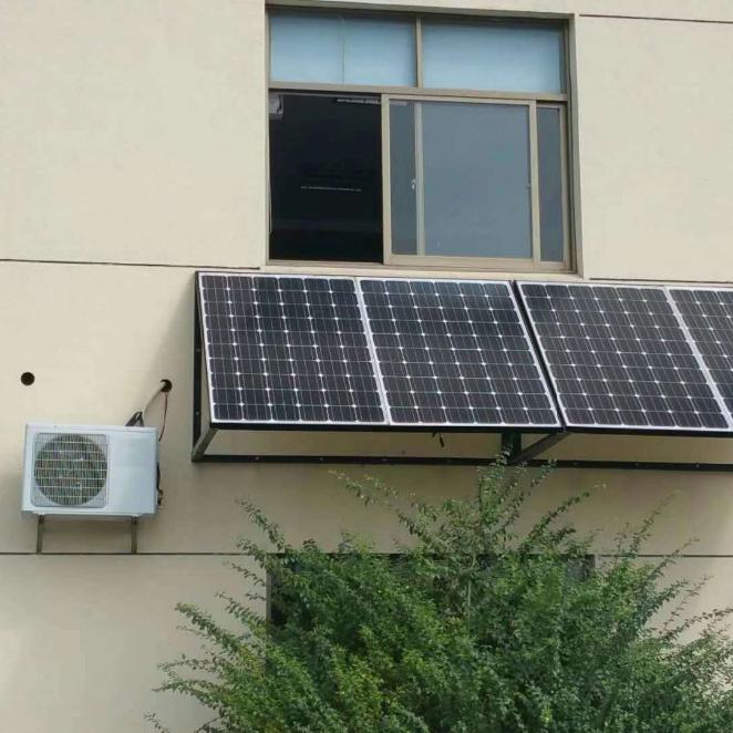 Saving 50% energy 18000BTU <strong>AC</strong>/DC hybrid power wall split solar air conditioner