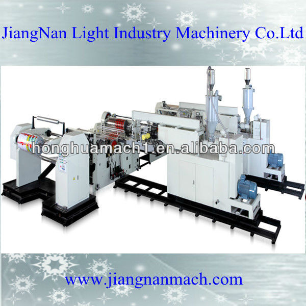 PE cast film extrusion coating lamination machine line china price
