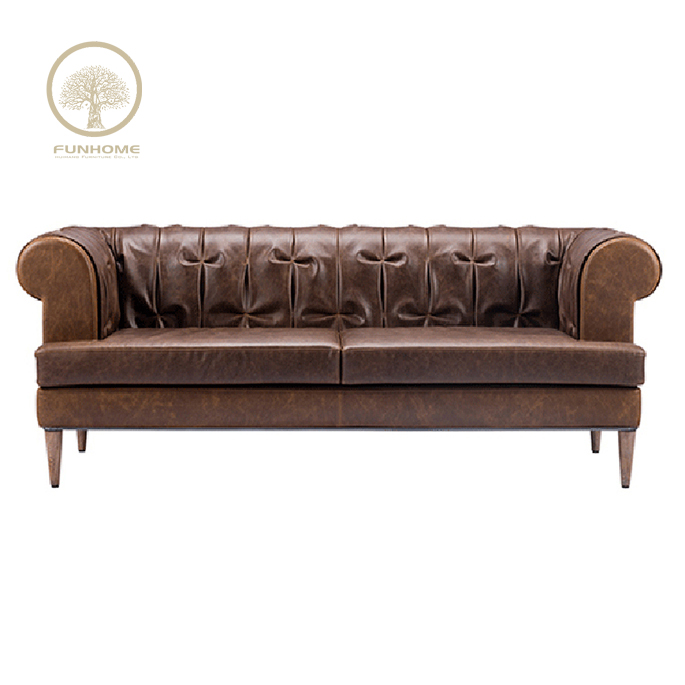 Simple Wooden Sofa Set Design Futon