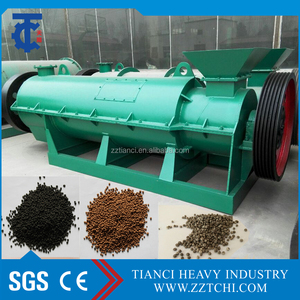 New type machine for making cassava residue organic fertilizer granule