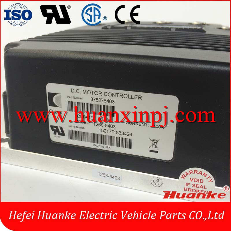 1268-5403 Curtis Motor Controller For Electric Golf