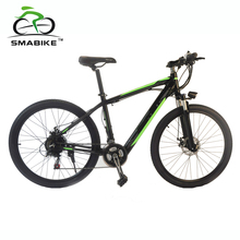 SY-265 26 inch Big Wheel Adult Electric Cycle Bike Bicycle High Speed Made In China