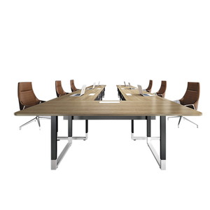 office furniture desk modern long conference table luxury