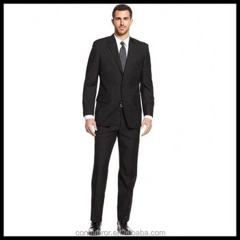 Italian Famous Fabric Latest Design Coat Pant Men Suit Groom Wedding ...