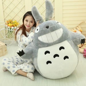 Plush Toy China Manufacturer cute Totoro animal plush toy for birthday gift