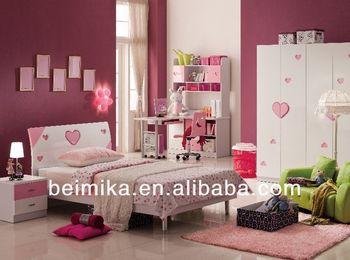 Kids bedroom furniture set cheap girls bed bedroom set of - Children bedroom furniture cheap ...