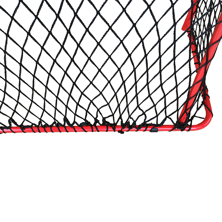 High quality indoor outdoor Steel Tube subsize holistic indivisible Ice Hockey Goal
