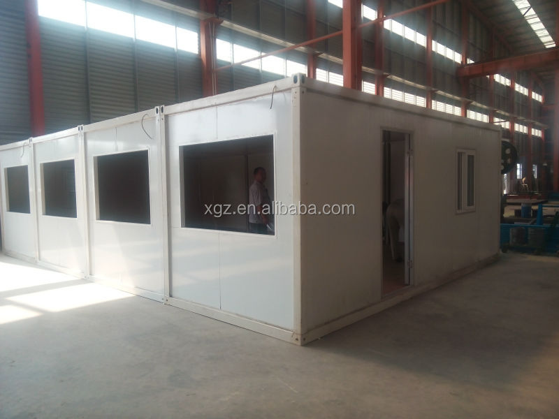 cheap cpre-made container house