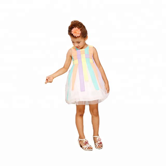cc1fe0ce8b1f8 الاطفال الملابس  اطفال بنات فساتين السهرة  ملابس الأطفال-فساتين ...