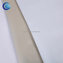 plain polyester taffeta silver coated car cover flame retardant fabric curtains blackout