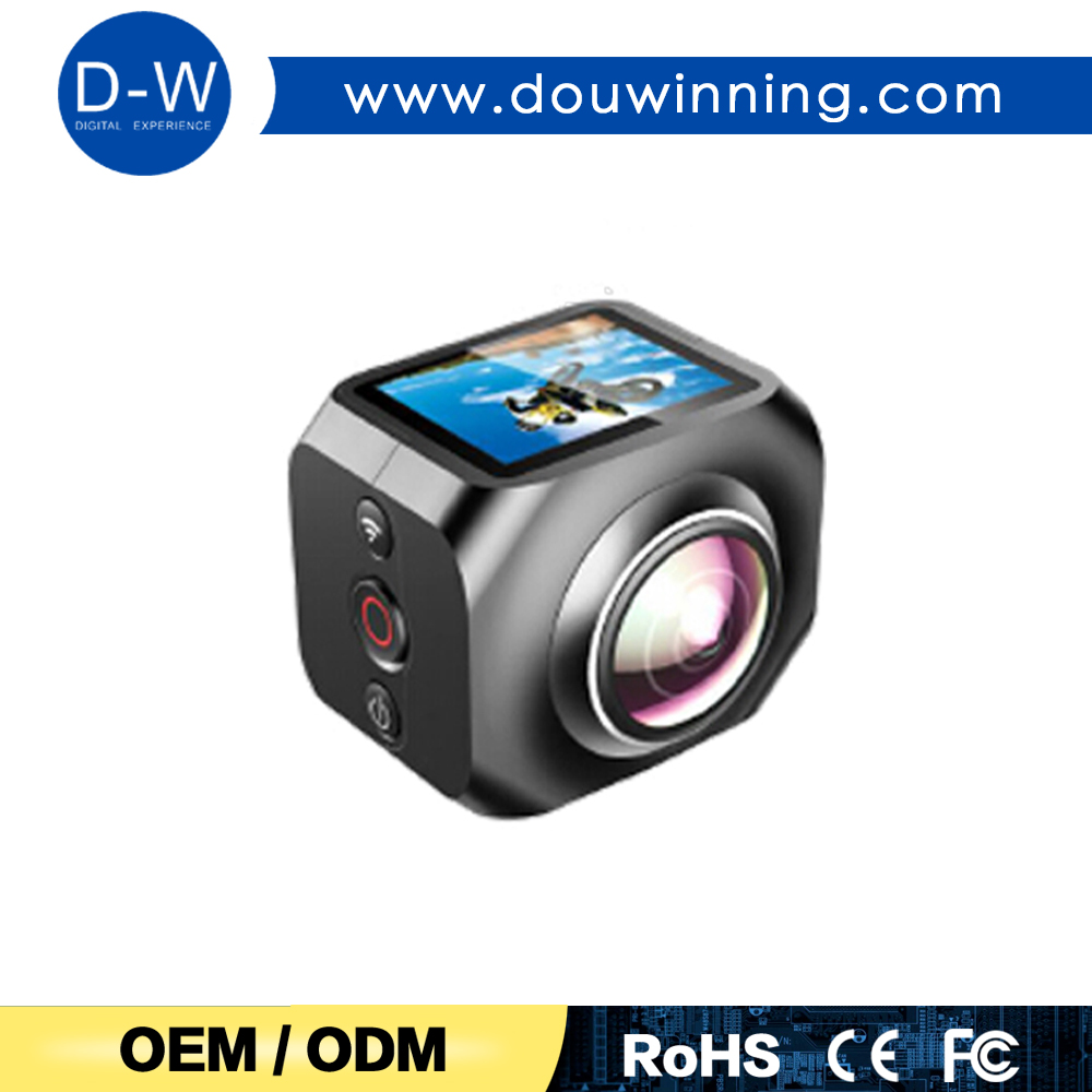 original digital video mini 360 degree mini sports action camera