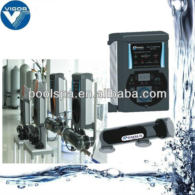 Zout Water Zwembad Chloreerders Waterbehandeling Product