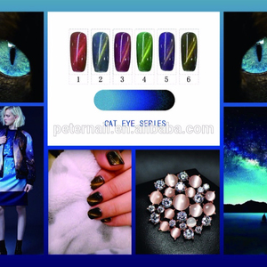Cat eyes gel polish , UV Gel Type cat eyes gel polish many different designs
