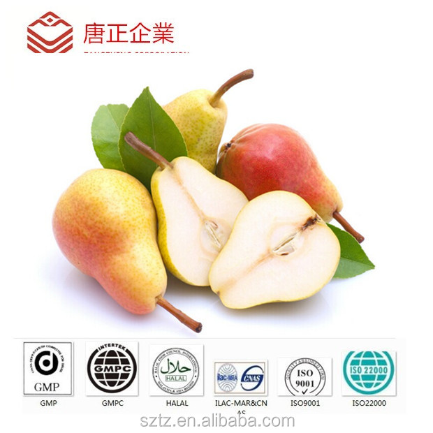 Sweet Juice Flavor Liquid Pear Flavour Concentrate With Pg Vg Base