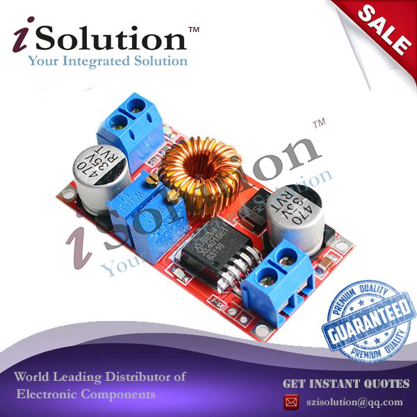 Constant current constant voltage high current 5A lithium ion battery charging LED drive power module