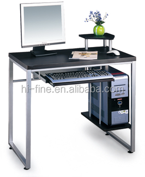 cheap computer desk metal computer table children study table