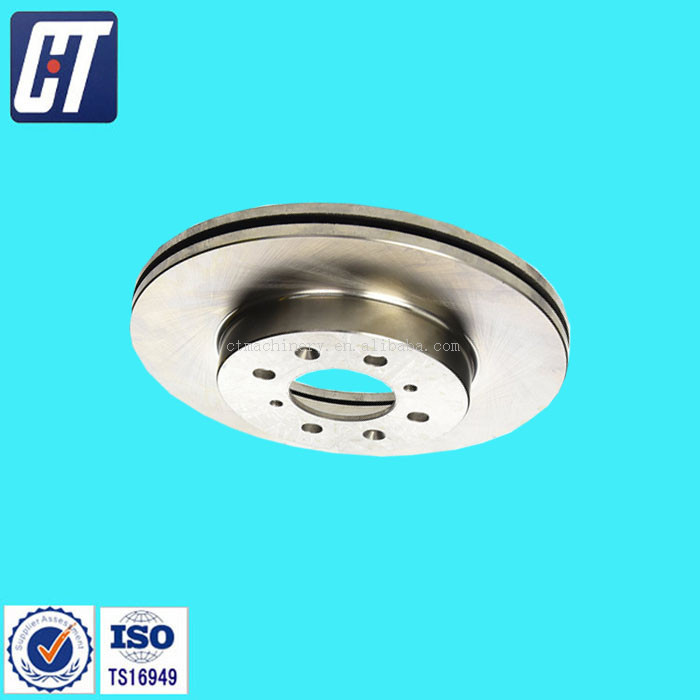Good performance aluminum forged lightweight strong car brake disc for auto spare cars brake drum