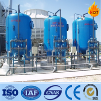 full automatic back wash Sand Filter/multiple function media filters for irrigation drip system