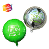 28 inch custom giant advertising balloons high quality aluminum balloon