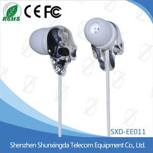 Skull Headphone For Halloween Wholesale, Skull Headphones