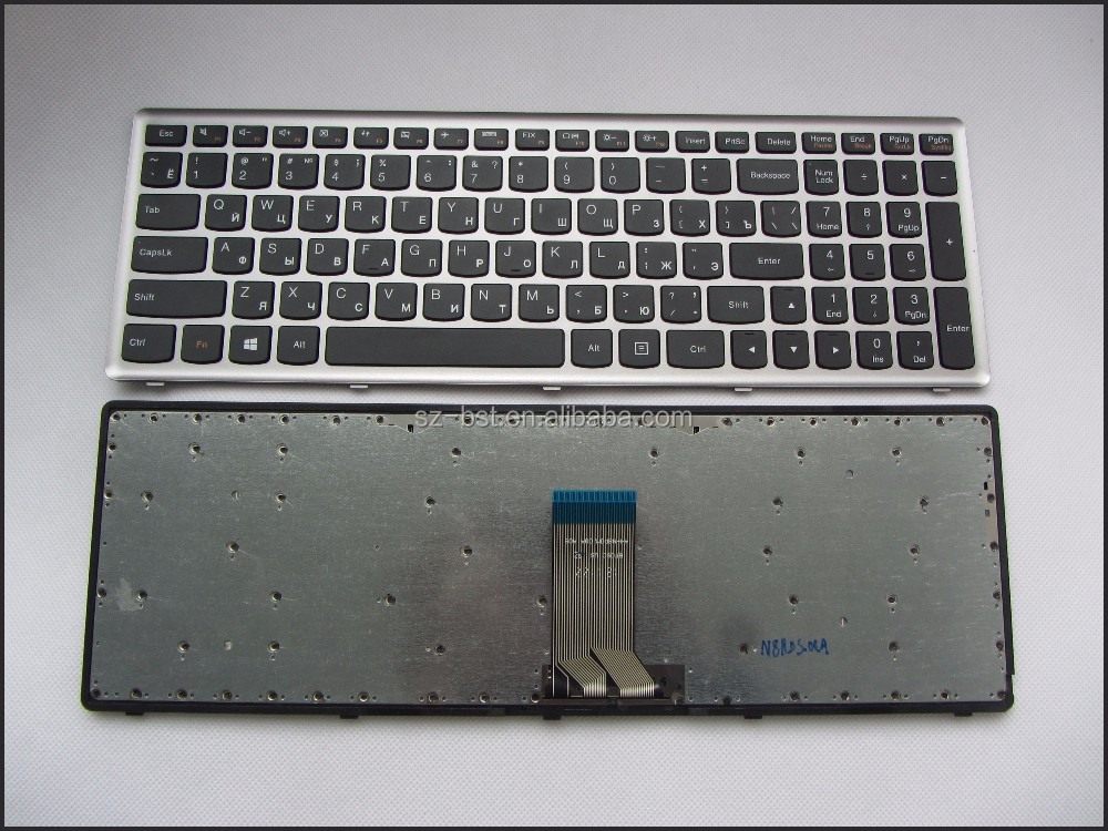 Brand new keyboard for Lenovo Ideapad U510 Z710 Z510 Russian RU layout Laptop Keyboard