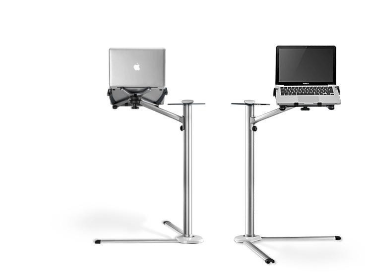 2020 Laptop Floor Stand Arm Rotating Laptop Stand Sofa