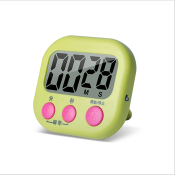Factory Price Kitchen Cooking Digital Timer Egg Timer With Different Colors