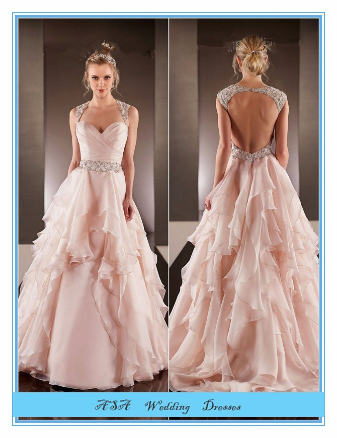 afc7bff7a18 Fashion Plus Size Hot Sexy Light Pink Chiffon Wedding Gowns Islamic Wedding  Dresses 2015(yasa-6138) - Buy Light Pink Wedding Dress