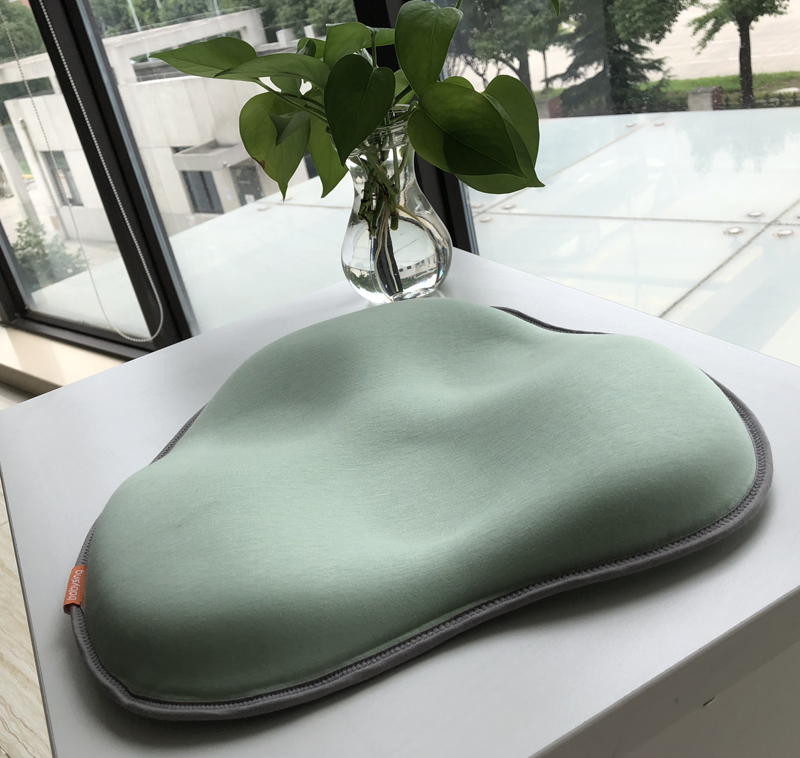 100% air mesh baby pillow made by machine forming