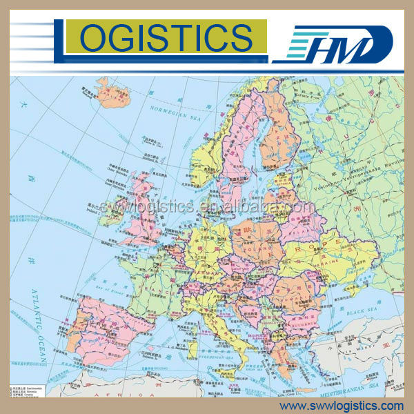 FOB freight shipping from Guangzhou to Helsinki Finland