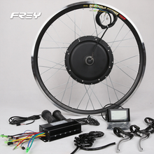 48V 1000W electric bike kits electric wheel hub motor 1000W DIY e bike conversion kits