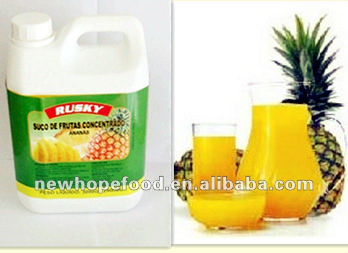 Concentrate Fruit Juice Pineapple