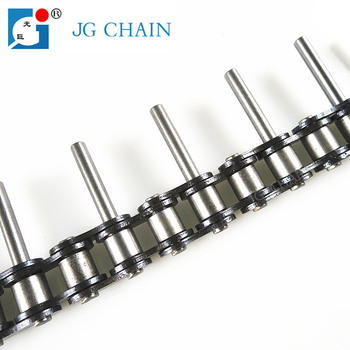 Assessed Supplier Industrial Roller Chain 06b Roller Extended Pin Chain -  Buy Extended Pin Chain,06b Roller Chain,06b Industrial Chain Product on