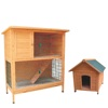 High Quality Multifunction Wholesale Pet House Outdoor Wooden Dog House