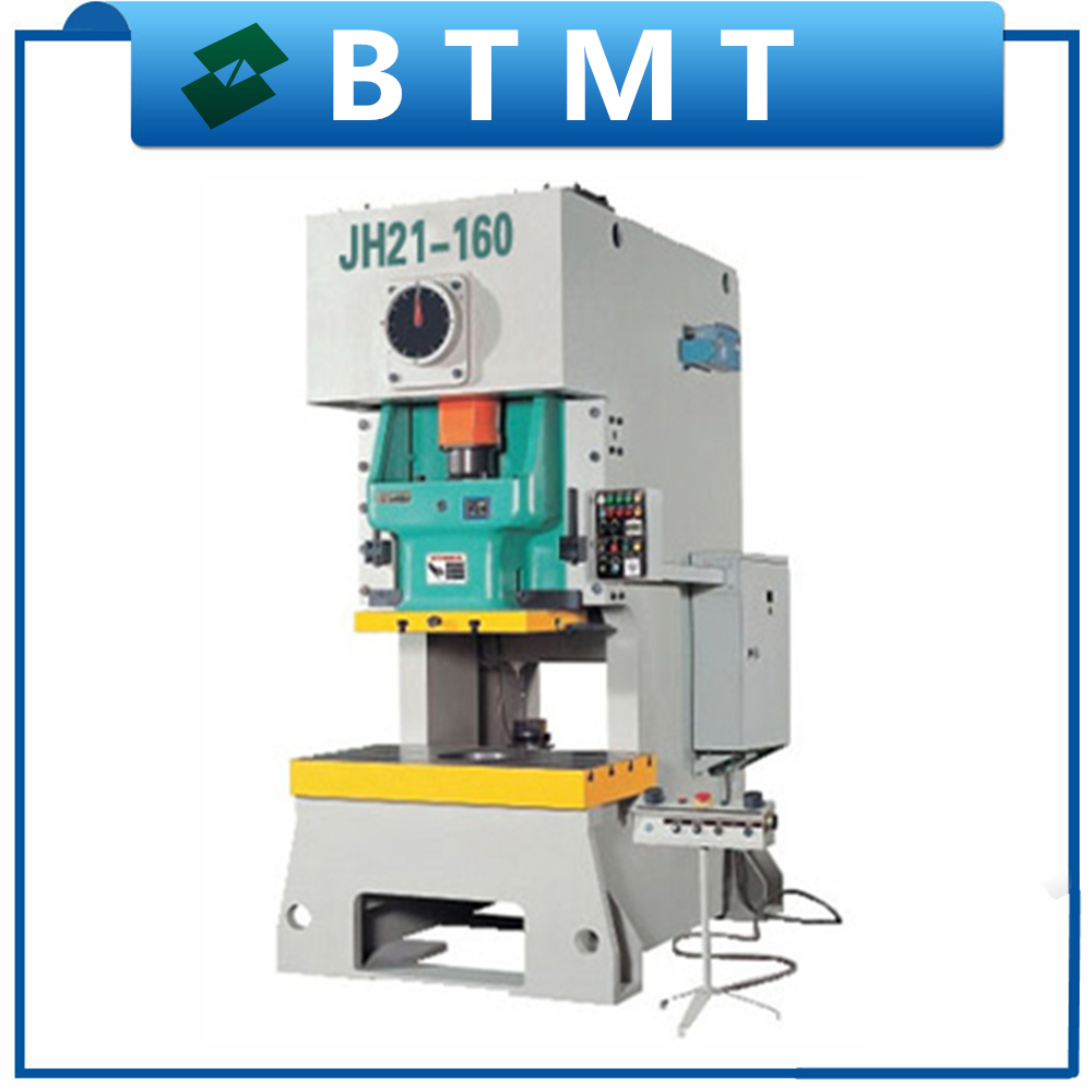 Hot selling JH21 Series punching machine for induction seal liner with CE&ISO