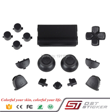2 Sets L1 R1+L2 R2 Trigger Controller Gamepad Buttons Repair Parts For PS4 PlayStation 4 PS4 Accessories