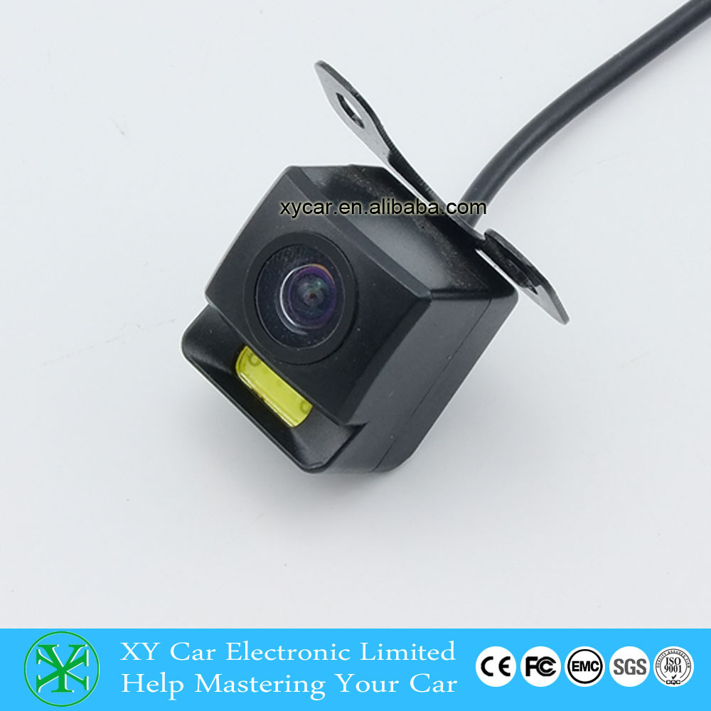 Vehicle Tools black view car camerawith IR,waterproof/night vision Car Reversing Aid XY-1698