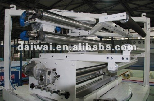 2 Layer PE Plastic Blown Film Machine