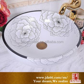 Blanco porcelana sanitaria lavabo al aire libre fregaderos for Porcelana sanitaria