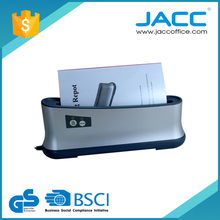 Product Warranty Pouch Coil Binding Supplies with BSCI Standard