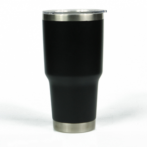 30 oz Double Wall Tumbler 304 Stainless Steel Mug With Food Grade Lid