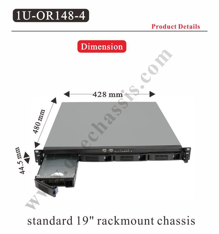 Hot Swap Industrial Pc Case 1u Rackmount Enclosure Factory Price Server Rackmount Case 1u 6gb With Sata Sas Connection Buy 1u Rackmount Enclosure Server Case 1u Rackmount Case Product On Alibaba Com
