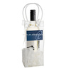 Plastic Clear PVC Wine Bottle cooler ice Packing Bag